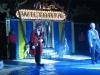 Esityksen avaus, Cirkus Wictoria 2011