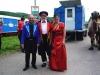 Sirkustirehtööri Lars-Åke & Karin Jonsson ja Sebastian, Cirkus Wictoria 2011